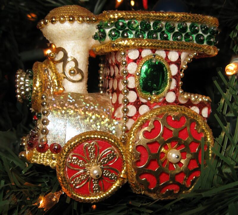Lee Wards Beaded Christmas Ornament Kits